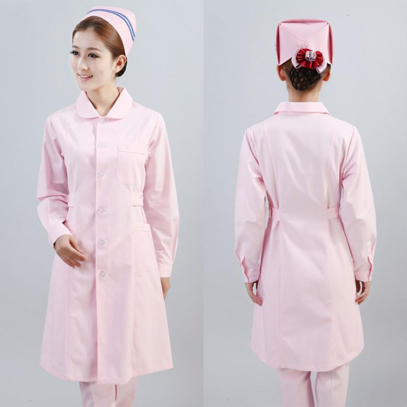 Lovely Lab Coat Women Medical Doctor Nurse Scrubs Thin Cotton Cotton Scrubs Of Attractive 47 Models Cotton Scrubs