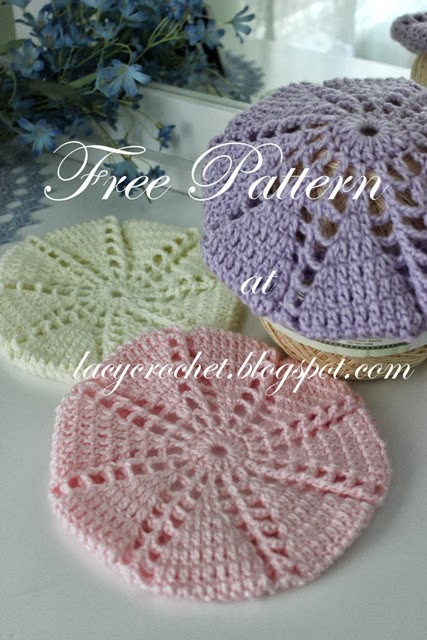 Lovely Lacy Crochet Baby toddler Berets Free Crochet Pattern Crochet Beret Pattern Of New 47 Pics Crochet Beret Pattern