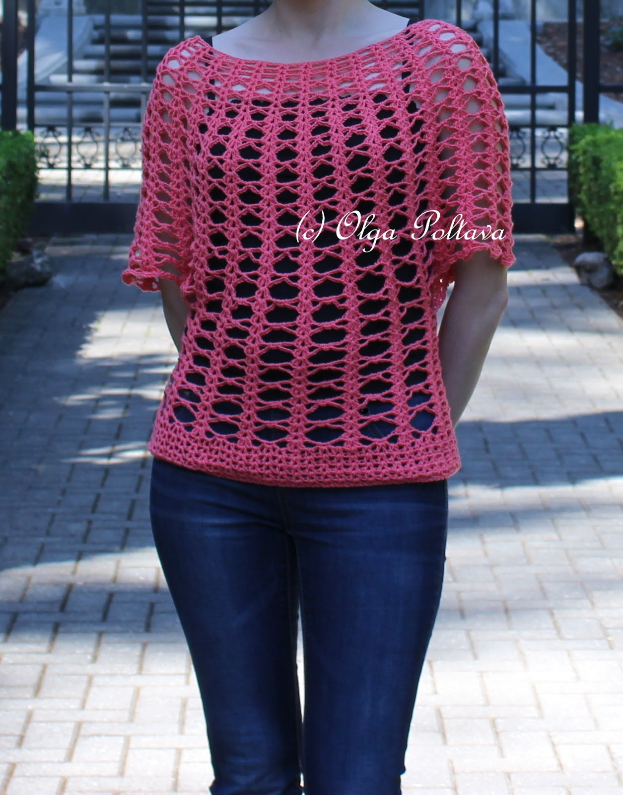 Lovely Lacy Crochet Summer Lace top Cotton Fair by Premier Yarns Lacy Crochet Of Innovative 50 Pics Lacy Crochet