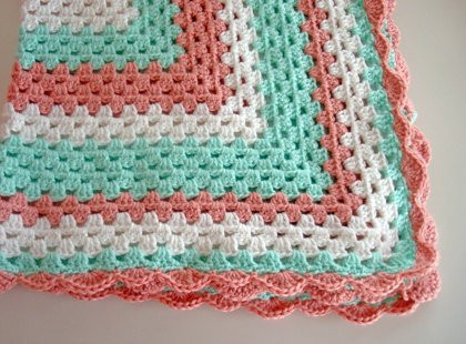 lap blankets crochet patterns