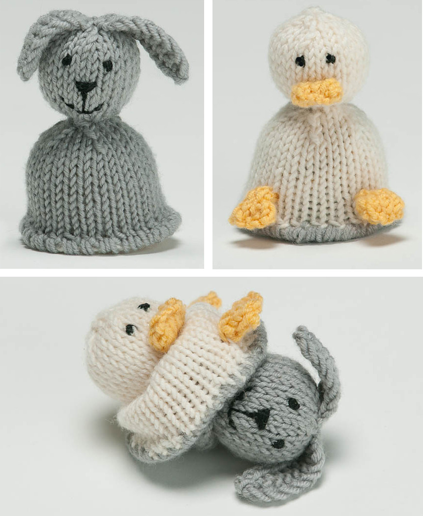 Last Minute Easter Knitting Patterns