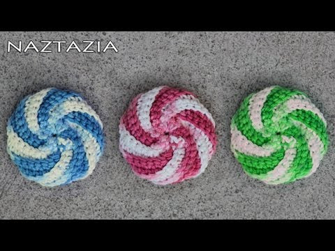 Lovely Learn How to Crochet Spiral Scrubbie Tutorial Dishcloth Spiral Crochet Pattern Free Of Fresh 44 Models Spiral Crochet Pattern Free