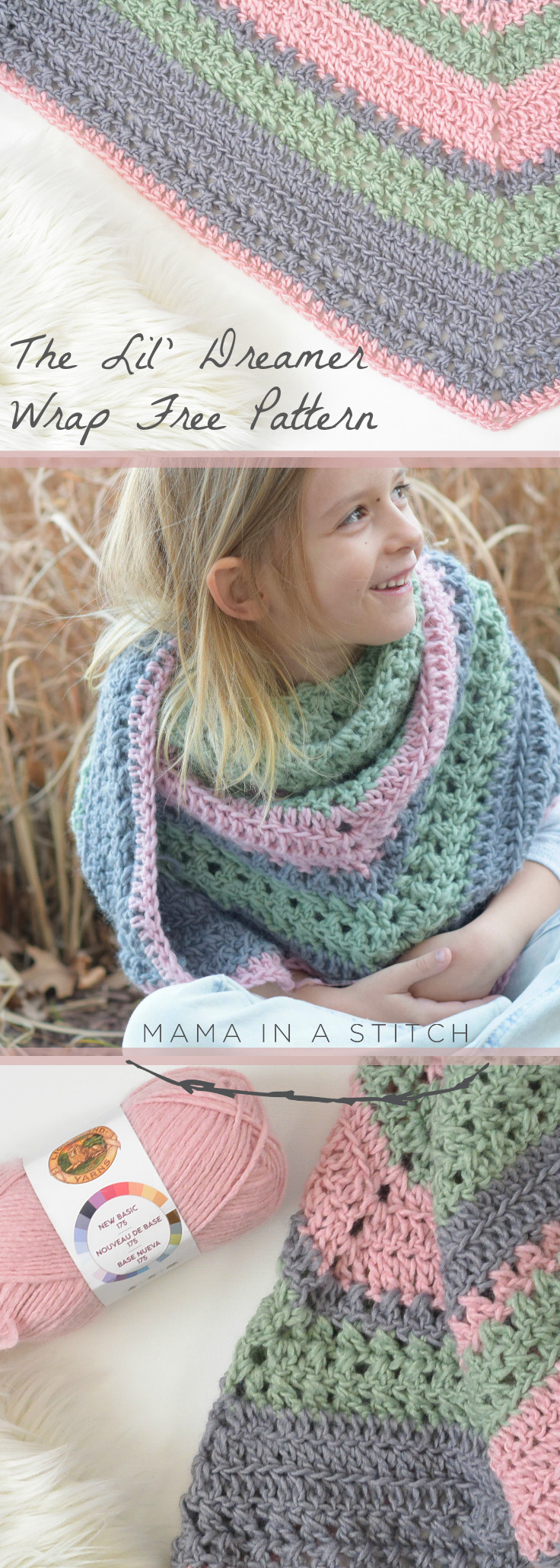 Lovely Lil Dreamer Scarf Crochet Pattern – Mama In A Stitch Crochet Kids Scarf Of New 9 Cool Crochet Scarf Patterns Crochet Kids Scarf