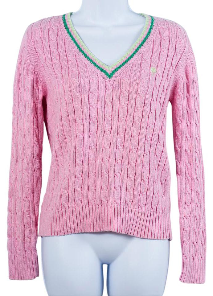Lovely Lilly Pulitzer V Neck Cable Knit Sweater F Retail V Neck Cable Knit Sweater Of Great 44 Pictures V Neck Cable Knit Sweater