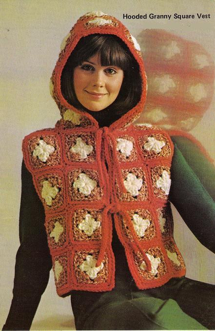 Lovely Lizzy Knits Day by Day January 2015 Granny Square Vest Of Gorgeous 49 Photos Granny Square Vest