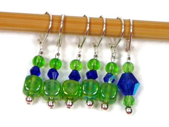 Lovely Locking Removable Stitch Markers Crochet Beaded by Tjbdesigns Locking Stitch Markers Of Contemporary 48 Images Locking Stitch Markers