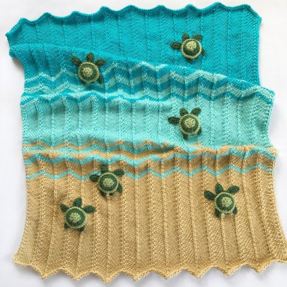 Lovely Looking for This Knitted Turtle Blanket Sea Turtle Crochet Blanket Pattern Of Beautiful Premier Sea Turtle Blanket Free Download – Premier Yarns Sea Turtle Crochet Blanket Pattern