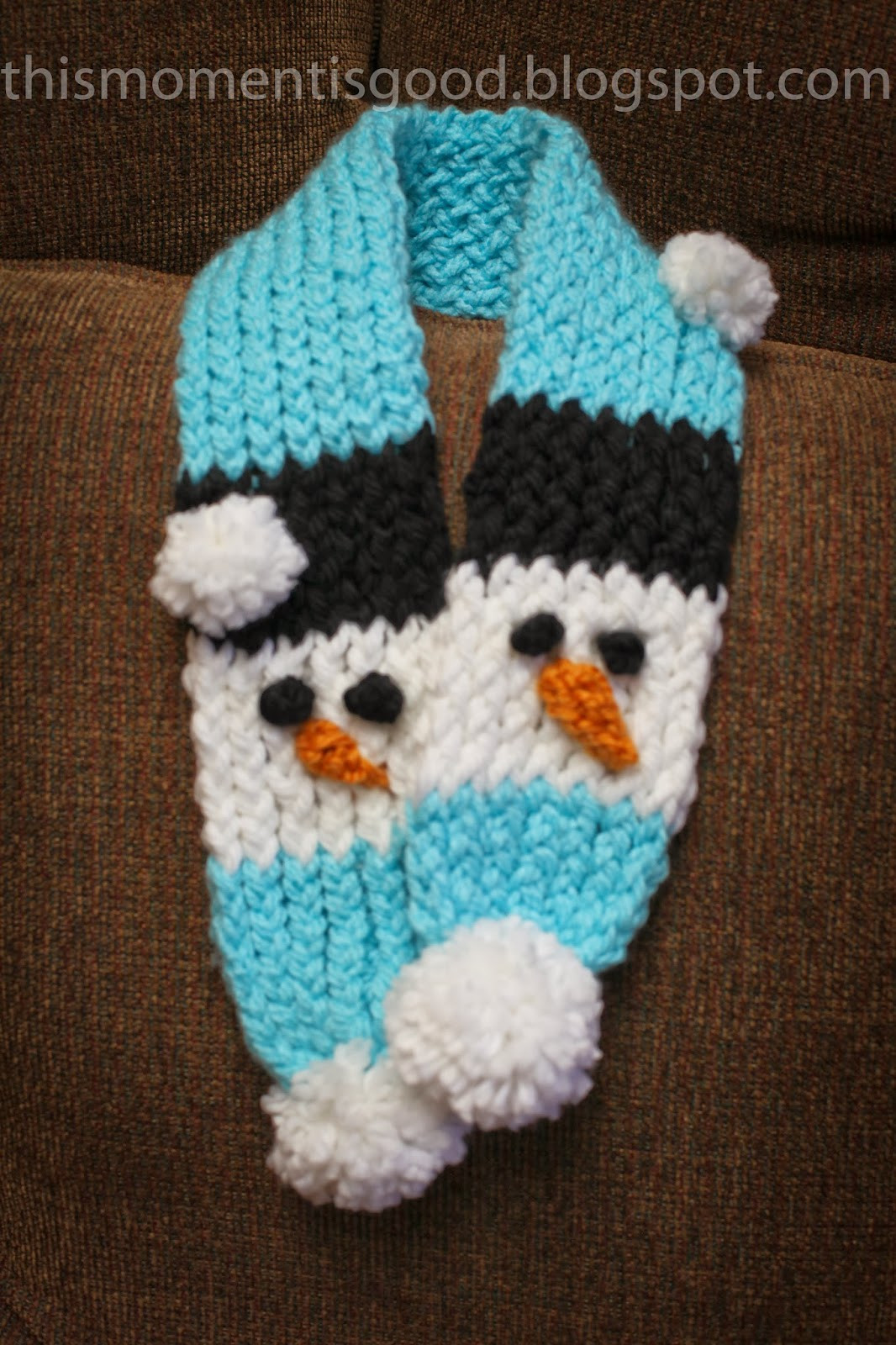 Lovely Loom Knit Snowman Scarf Snowman Knitting Pattern Of Attractive 40 Images Snowman Knitting Pattern