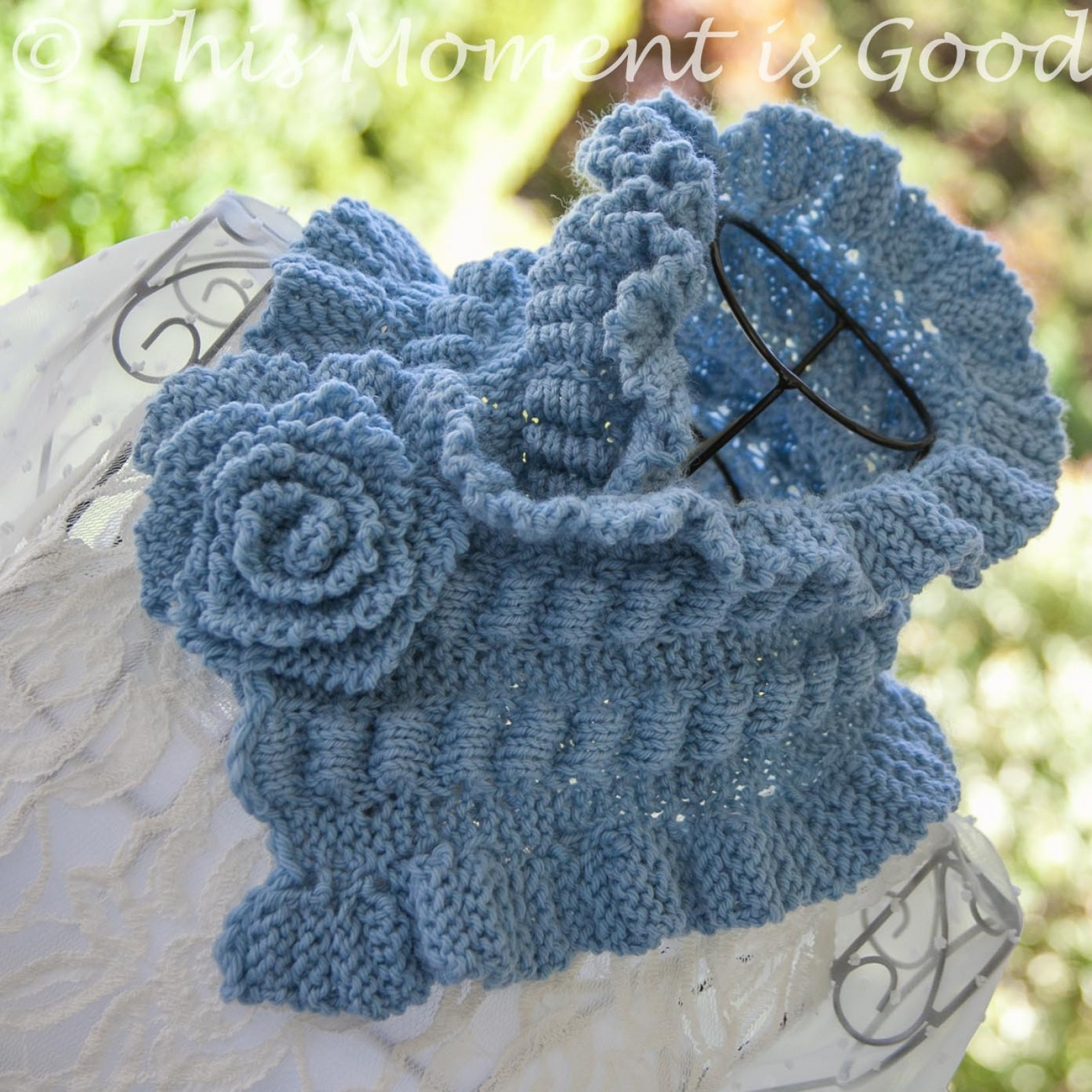 Lovely Loom Knit Victorian Cowl Neckwarmer Pattern Knitting Sites Of Great 40 Ideas Knitting Sites
