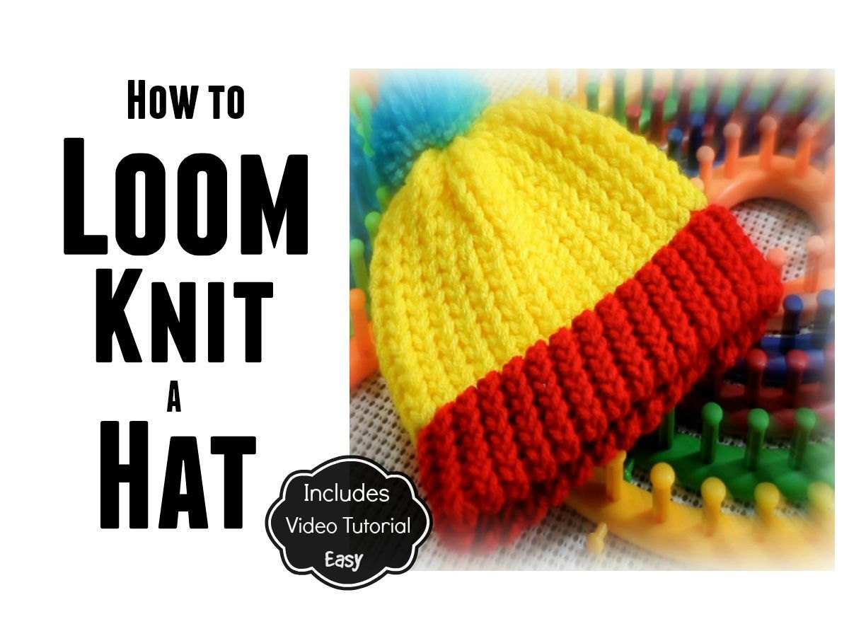 Lovely Loom Knitting Pattern for Beginners How to Make A Hat 9 Page Making A Hat On A Loom Of Attractive 43 Pics Making A Hat On A Loom