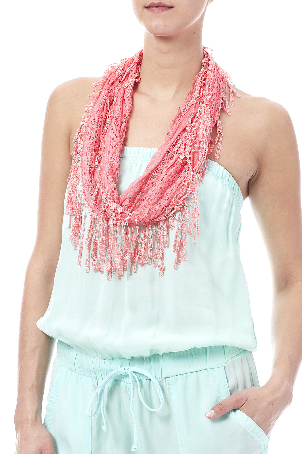Lovely Magic Scarf Victorian Lace Infinity Scarf From Lace Infinity Scarf Of Charming 45 Ideas Lace Infinity Scarf