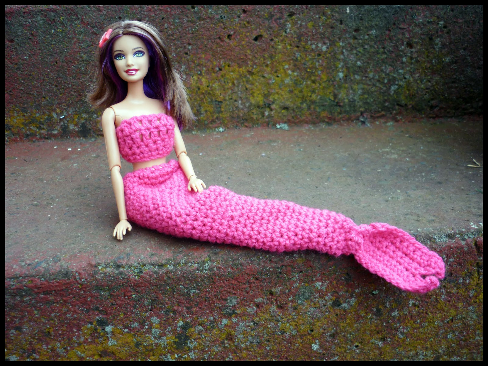 Lovely Mamma that Makes Barbie Mermaid Tail Free Crochet Pattern Mermaid Tails for Dolls Of Amazing 41 Photos Mermaid Tails for Dolls
