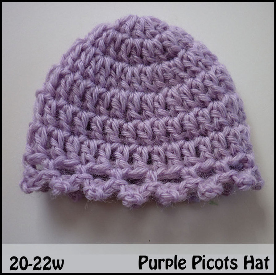 Lovely Mamma that Makes Preemie Patterns Crochet Preemie Hat Pattern Of Delightful 50 Images Crochet Preemie Hat Pattern