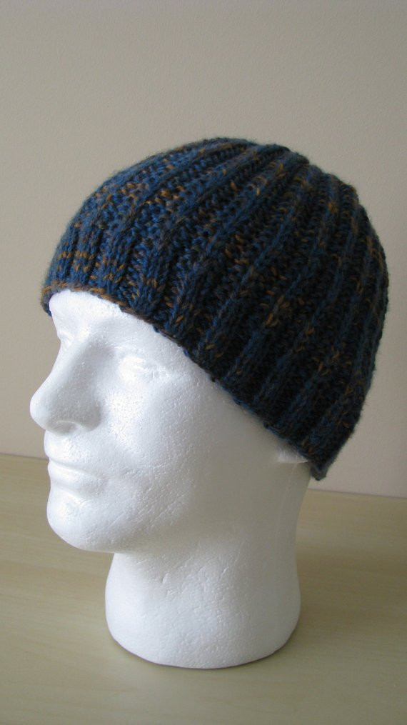 Lovely Men S Hat Pattern Ethan Men S Knitted Hat Pattern or Knitted Chemo Hats Of Incredible 50 Models Knitted Chemo Hats