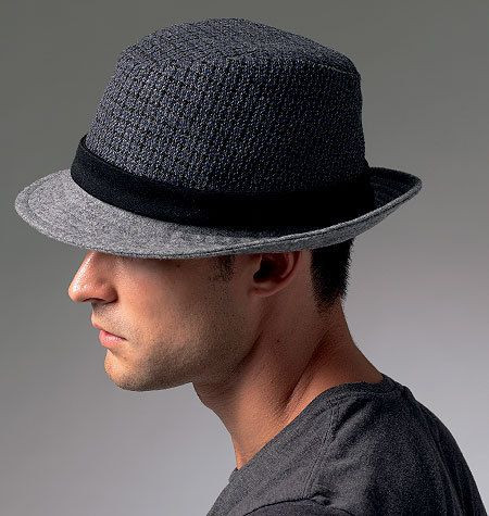 Lovely Men S Mens Fedora Hat Bucket and Newsboy Cap Sewing Mens Hat Pattern Of Amazing 43 Pictures Mens Hat Pattern