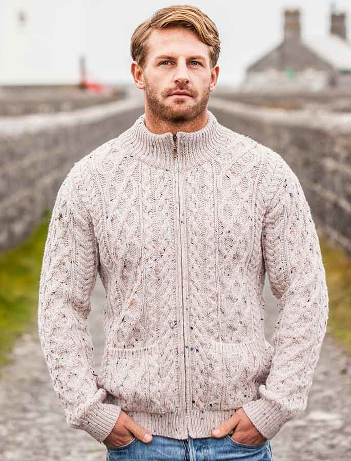 Lovely Mens Cable Knit Cardigan Mens Cardigan Sweaters Mens Patterned Cardigan Of Charming 50 Models Mens Patterned Cardigan