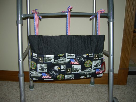 Lovely Military Mobility Walker organizer Bag Sack tote by Walker organizer Of Adorable 50 Images Walker organizer