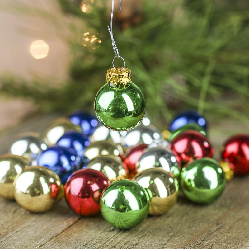 Lovely Miniature Glass Ball ornaments Christmas ornaments Miniature Christmas Decorations Of Fresh 50 Pictures Miniature Christmas Decorations