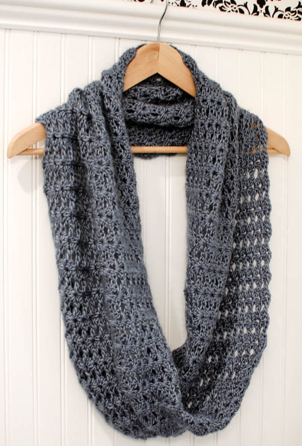 Lovely Mobius Infinity Scarf Wrap Petals to Picots Crochet Scarves Of Amazing 43 Photos Crochet Scarves