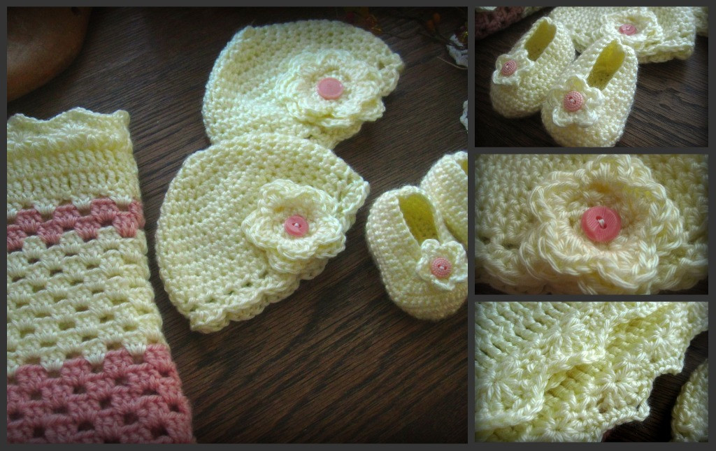 Lovely More Fun with An Apron Crochet Baby Gifts Crochet Baby Gift Of Innovative 49 Models Crochet Baby Gift