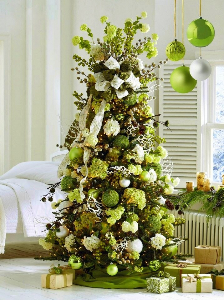 Lovely Most Gorgeous Christmas Tree Decorating Ideas for 2016 Christmas Tree and Decorations Of Delightful 50 Pictures Christmas Tree and Decorations