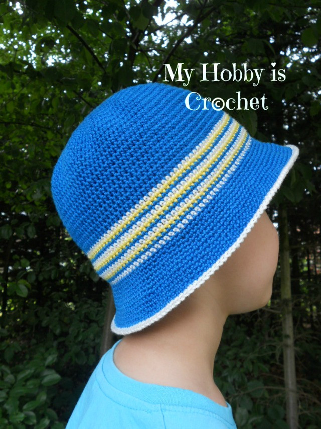 Lovely My Hobby is Crochet Crochet Cotton Sun Hat for Children Crochet Sun Hat Pattern Of Superb 48 Ideas Crochet Sun Hat Pattern