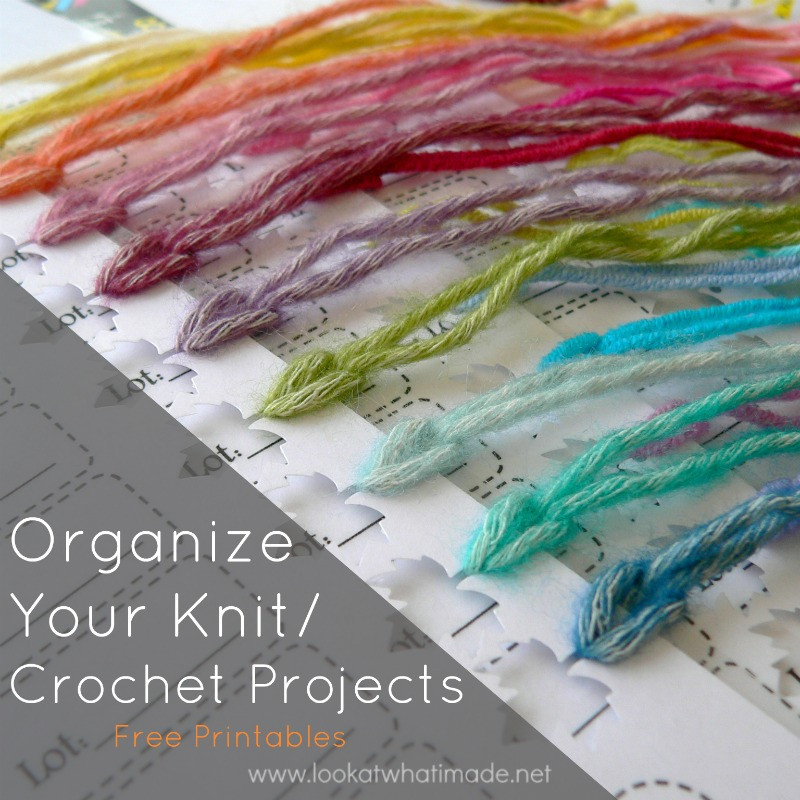 Lovely organize Your Crochet Projects ⋆ Look at What I Made Crochet Crafts Of Wonderful 41 Models Crochet Crafts