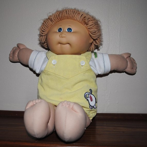 Lovely original Cabbage Patch Kid Doll 1982 Baby Cabbage Patch Doll Of Great 47 Photos Baby Cabbage Patch Doll