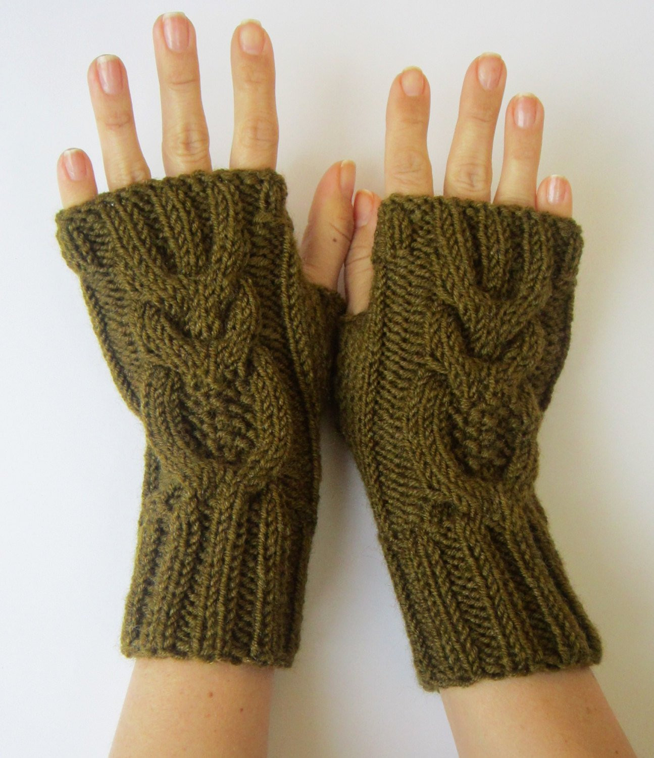 Lovely Owl Knit Arm Warmers Wrist Warmers Hand Knit Mittens Knit Arm Warmers Of Brilliant 41 Images Knit Arm Warmers