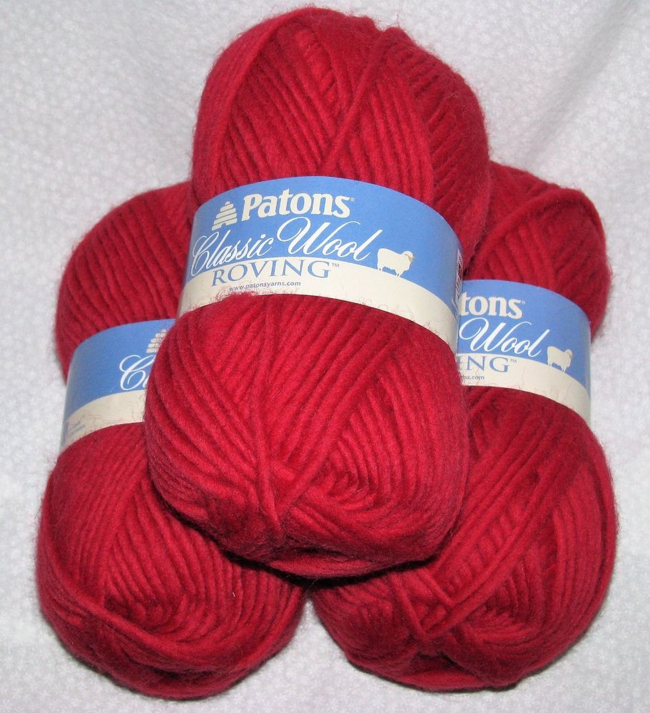 Lovely Patons Classic Wool Yarn 3 Skeins Patons Roving Wool Of Innovative 36 Pictures Patons Roving Wool