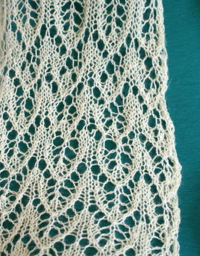 Lovely Pattern Image Lace Knit Scarf Of Delightful 46 Images Lace Knit Scarf