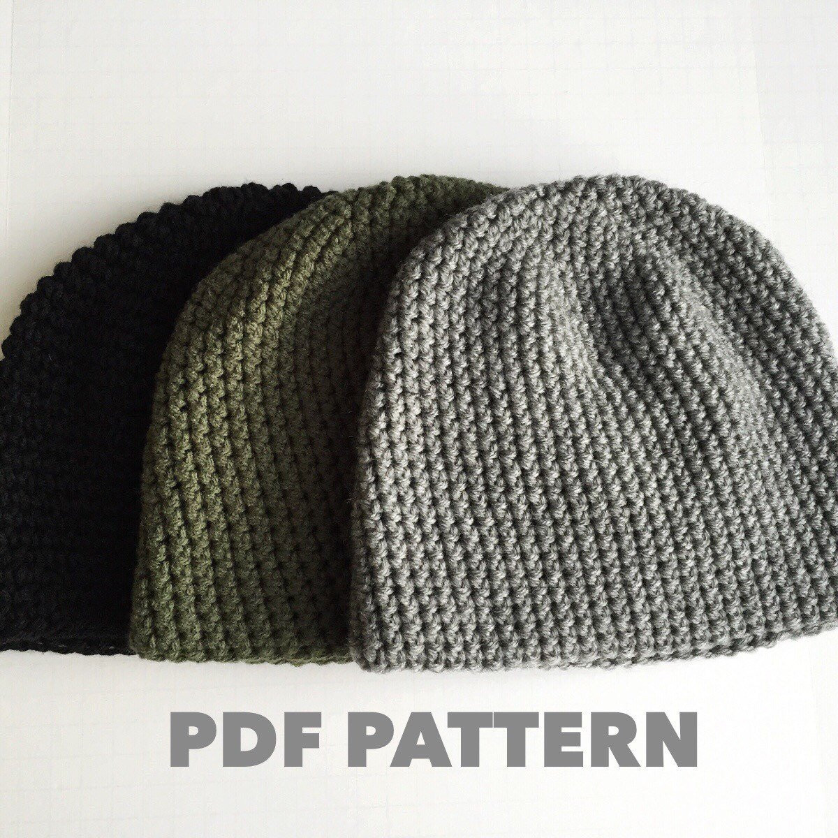 Lovely Pattern Mens Easy Hat Crochet Beanie Seamless Simple Basic Easy Crochet Beanie Pattern Of Awesome A Variety Of Free Crochet Hat Patterns for Making Hats Easy Crochet Beanie Pattern