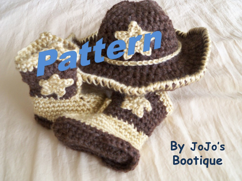 Lovely Pdf Baby Cowboy Hat and Boots Patterns Star Cowboy Hat and Crochet Baby Cowboy Hat Pattern Free Of Innovative 40 Pics Crochet Baby Cowboy Hat Pattern Free