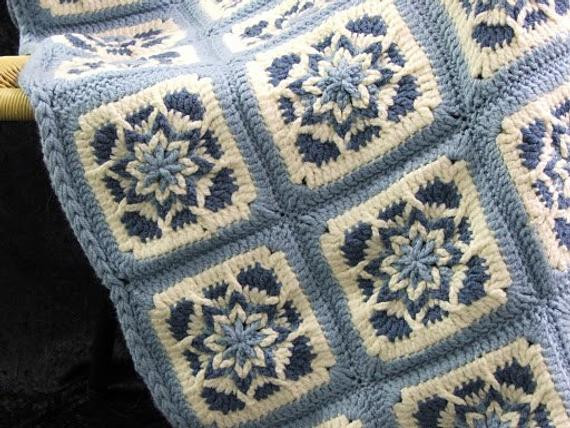 Lovely Pdf Pattern Amazing Star Afghans 4 Crochet Starburst Crochet Star Afghan Pattern Of New 45 Photos Crochet Star Afghan Pattern