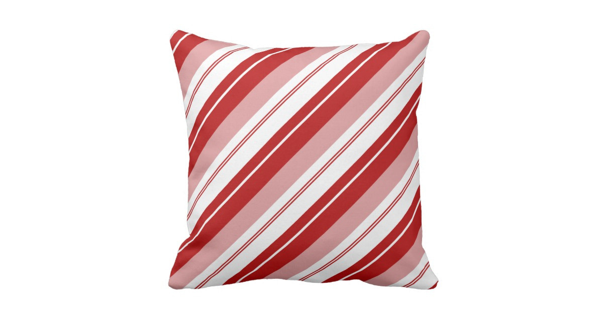 Lovely Peppermint Candy Stripe Throw Pillow Peppermint Throw Of Great 46 Ideas Peppermint Throw
