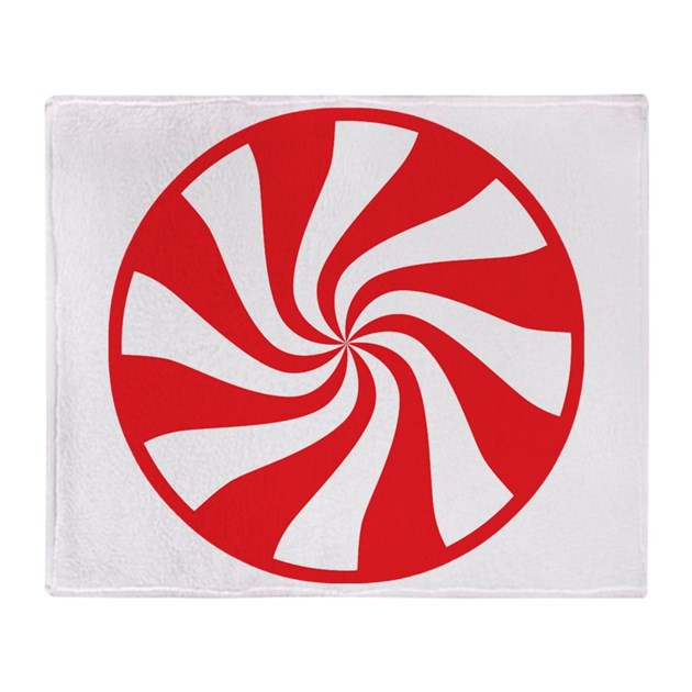 Lovely Peppermint Candy Throw Blanket by Expressivemind Peppermint Throw Of Great 46 Ideas Peppermint Throw