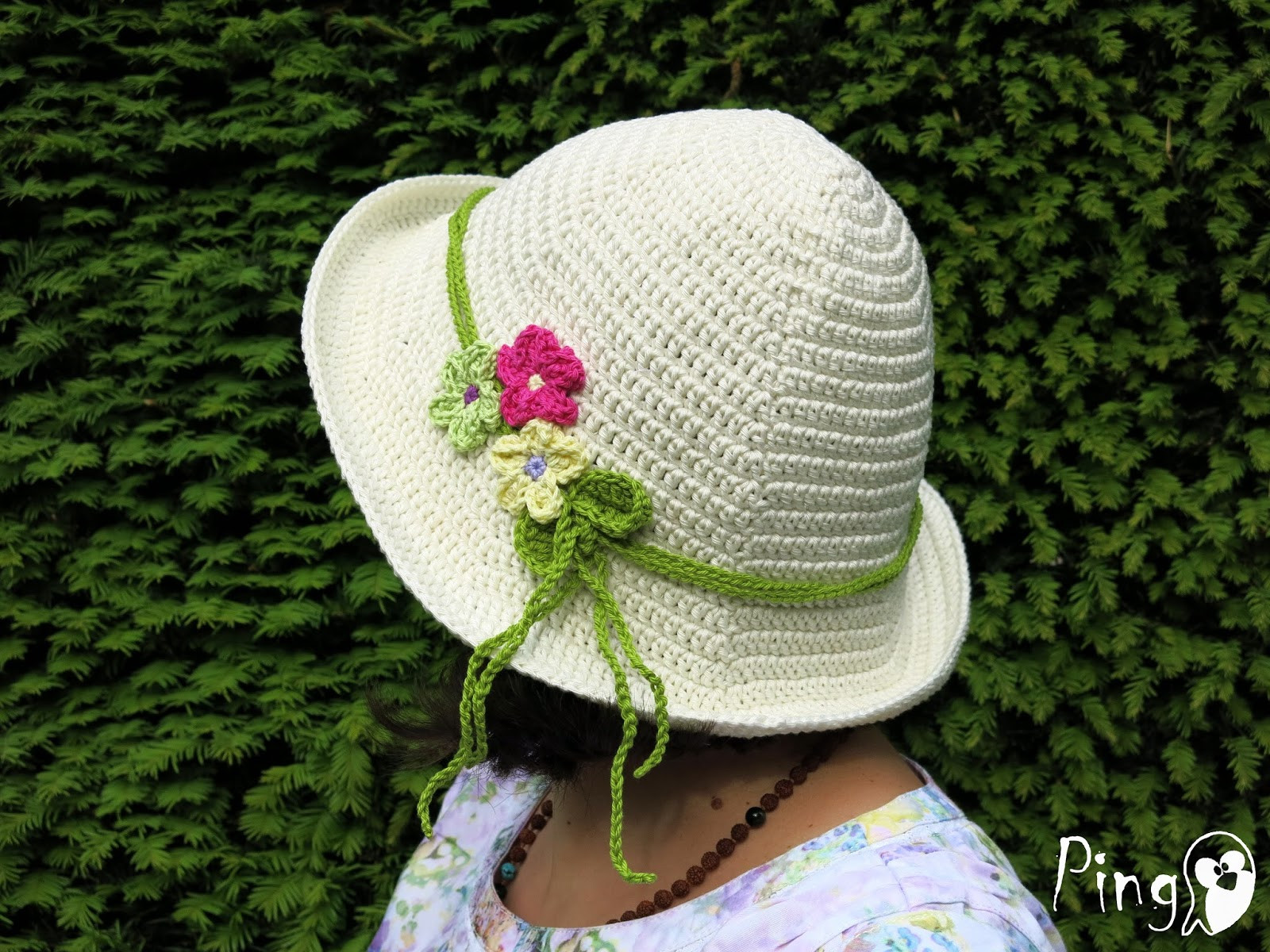 Lovely Pingo the Pink Penguin Free Patterns Crochet Summer Hat Pattern Of Incredible 46 Photos Crochet Summer Hat Pattern