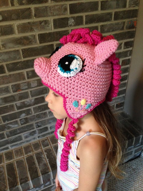 Lovely Pinkie Pie My Little Pony Crochet Hat Pattern Only My Little Pony Crochet Pattern Of Brilliant 49 Ideas My Little Pony Crochet Pattern