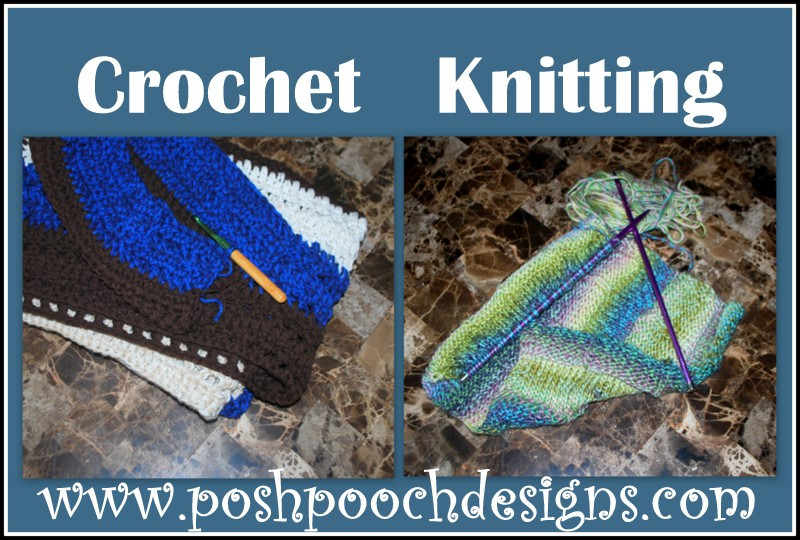 Lovely Posh Pooch Designs Dog Clothes Crocheting Versus Knitting Crochet Vs Knit Of Perfect 40 Images Crochet Vs Knit