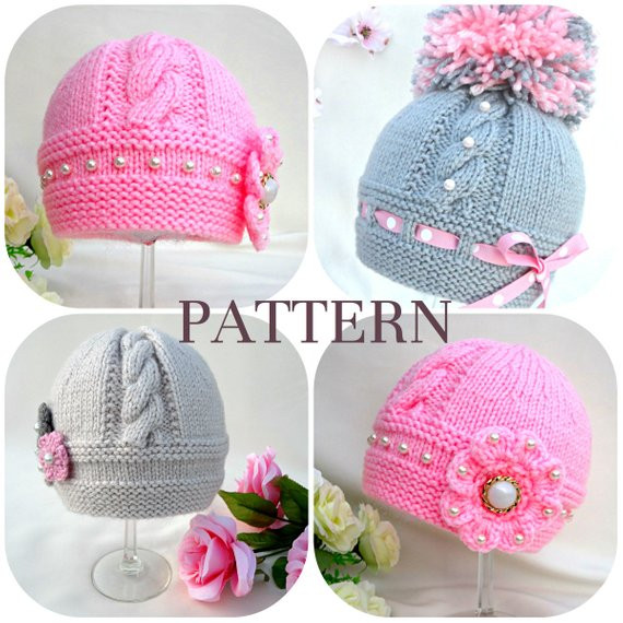 Lovely Preemie Hats Knitting Patterns Special for Your Little E Knitted Preemie Hats Of Contemporary 46 Images Knitted Preemie Hats