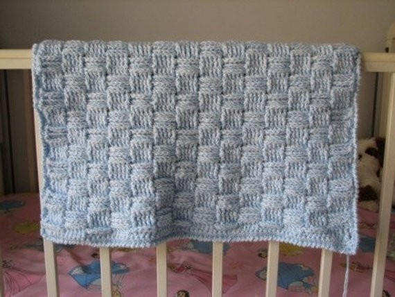 Lovely Preemie Thick Basketweave Afghan Crochet Pattern Pdf 010 Basket Weave Crochet Baby Blanket Of Brilliant 46 Photos Basket Weave Crochet Baby Blanket