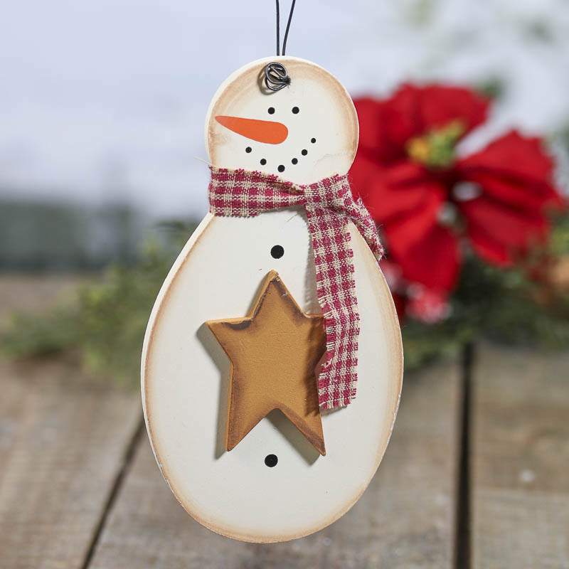 Lovely Primitive Snowman ornament Christmas ornaments Snowman Christmas ornaments Of Adorable 45 Models Snowman Christmas ornaments