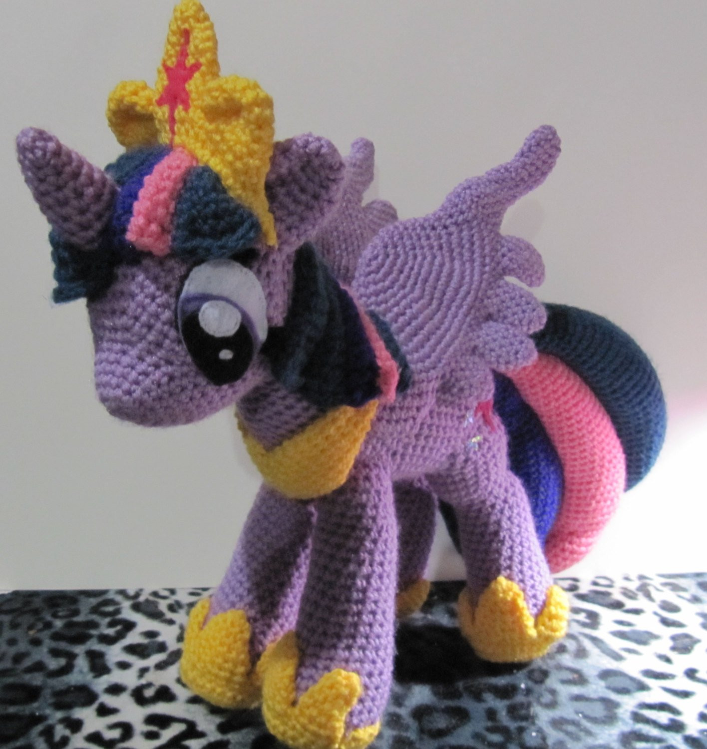 Lovely Princess Twilight Sparkle Pattern My Little Pony My Little Pony Crochet Pattern Of Brilliant 49 Ideas My Little Pony Crochet Pattern