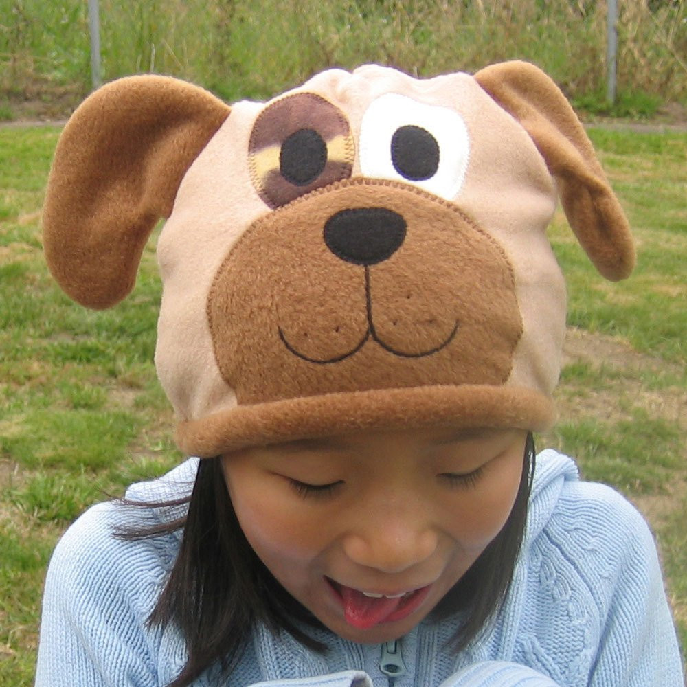 Lovely Puppy Dog Fleece Hat Baby toddler Children Adult Animal Baby Animal Hats Of Attractive 49 Images Baby Animal Hats