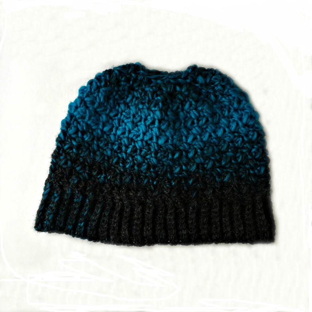 Lovely Quick and Easy Messy Bun Hat Knitted Messy Bun Hat Of Luxury 50 Models Knitted Messy Bun Hat