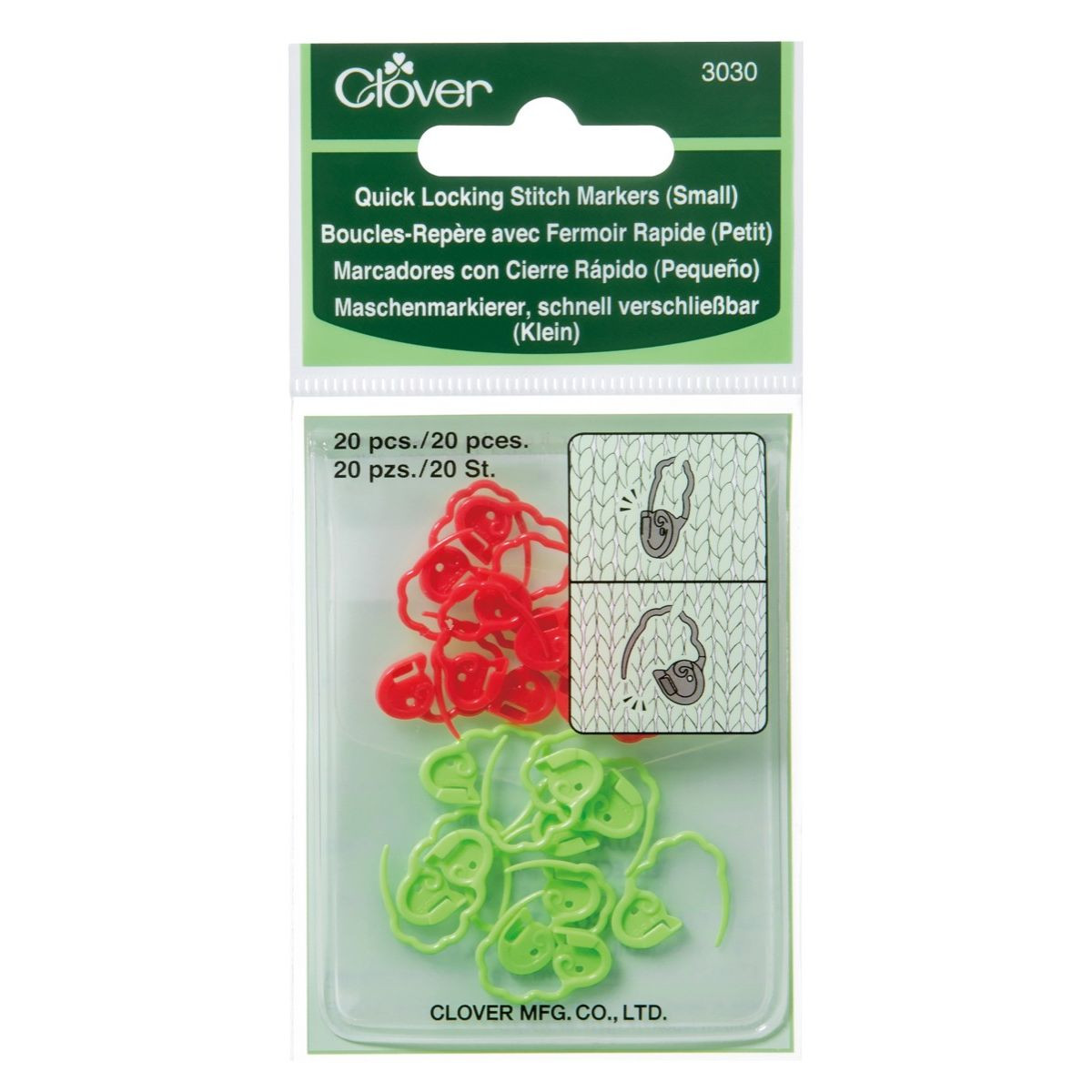 Lovely Quick Locking Stitch Markers Small by Clover Locking Stitch Markers Of Contemporary 48 Images Locking Stitch Markers