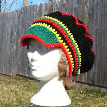 Lovely Rasta Hats – Tag Hats Rasta Hat Crochet Pattern Of Incredible 43 Pictures Rasta Hat Crochet Pattern