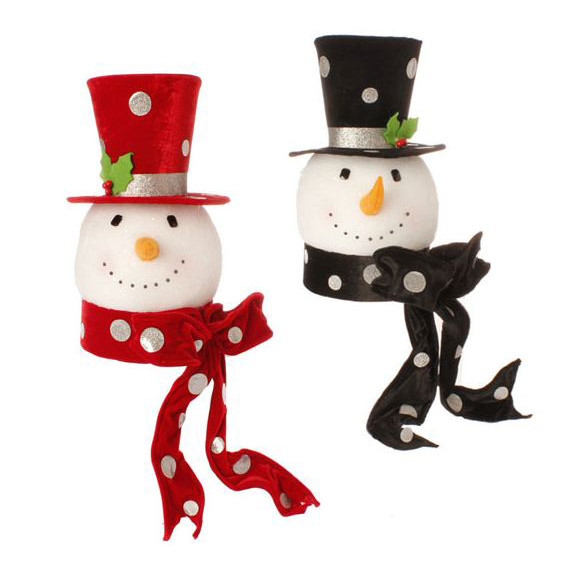 Lovely Raz Snowman Tree topper and Lighted top Hat Holiday On Ice Snowman Christmas Tree Decorations Of Adorable 46 Pictures Snowman Christmas Tree Decorations