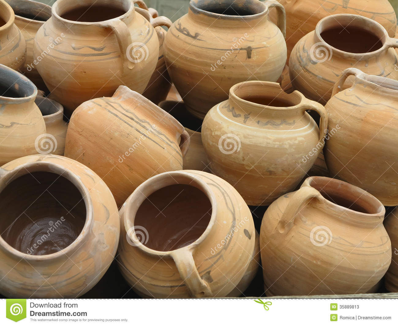 Lovely Red Clay Pottery Ceramics Abstract Background Stock Image Clay Pottery Making Of Gorgeous 43 Photos Clay Pottery Making