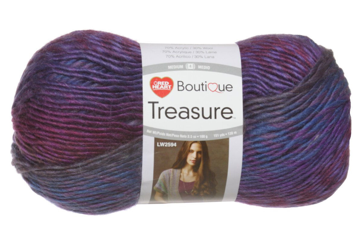 Lovely Red Heart Boutique Treasure Yarn 1913 Spectrum at Jimmy Red Heart Boutique Treasure Of Unique 45 Ideas Red Heart Boutique Treasure